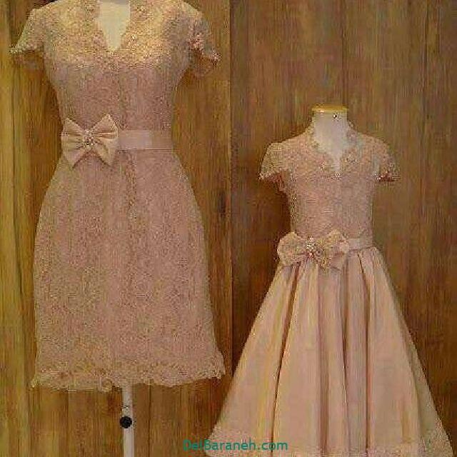 لباس ست مادر و دختر (۳۰)
