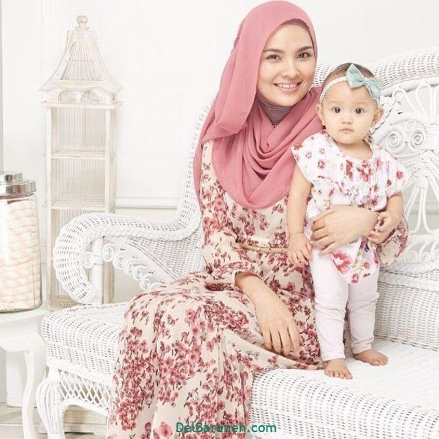 لباس ست مادر و دختر (۴)