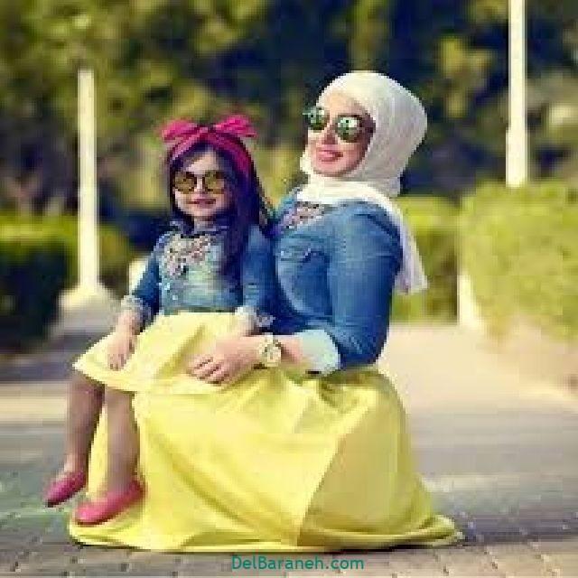 لباس ست مادر و دختر (۵)