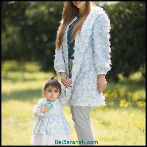 لباس ست مادر و دختر (۵۲)