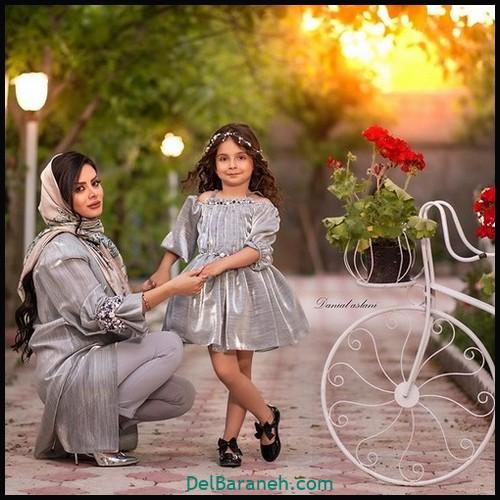لباس ست مادر و دختر (۵۶)