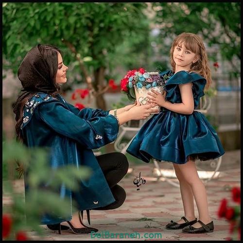 لباس ست مادر و دختر (۵۷)