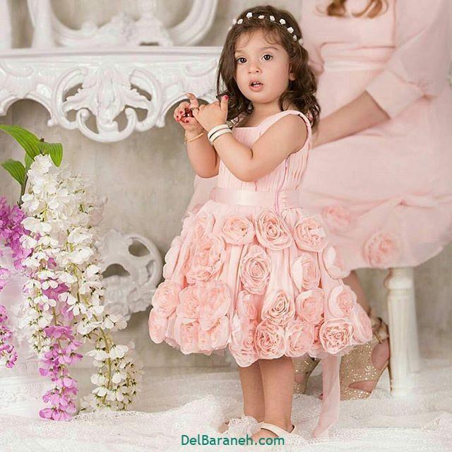 لباس ست مادر و دختر (۶)