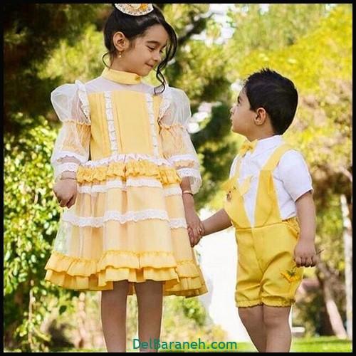لباس ست مادر و دختر (۶۴)