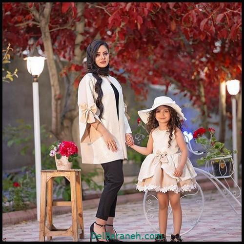 لباس ست مادر و دختر (۶۵)