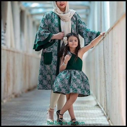 لباس ست مادر و دختر (۶۹)