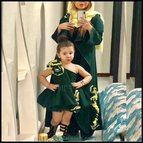 لباس ست مادر و دختر (۷۰)