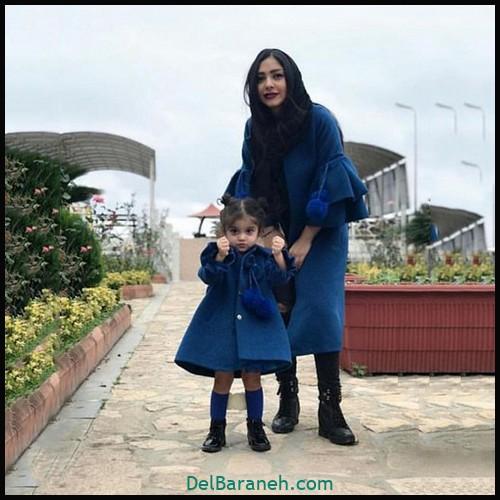 لباس ست مادر و دختر (۷۴)