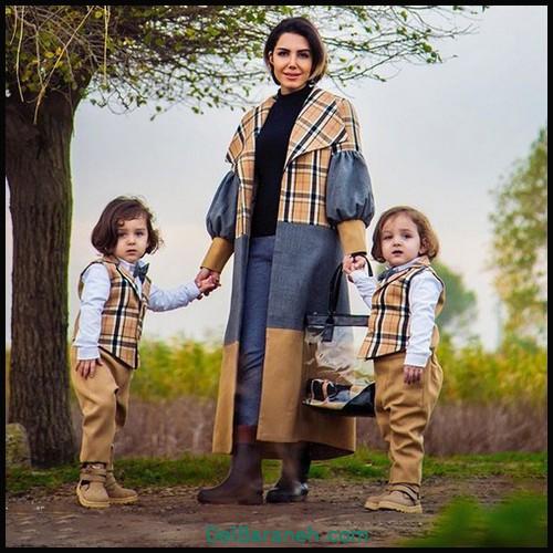 لباس ست مادر و دختر (۷۵)