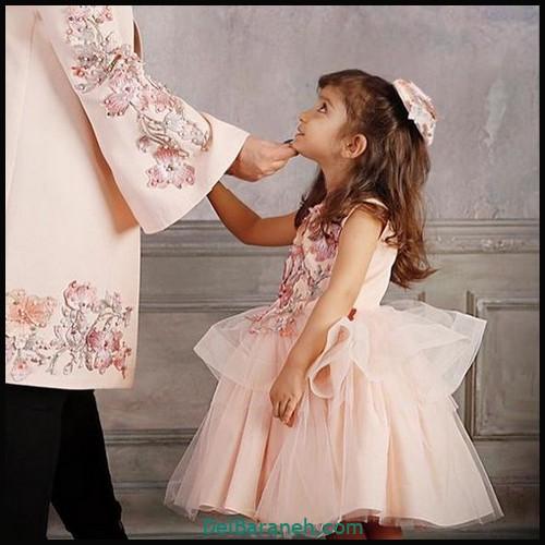 لباس ست مادر و دختر (۷۷)