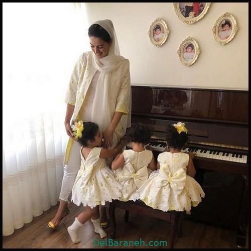 لباس ست مادر و دختر (۸۱)