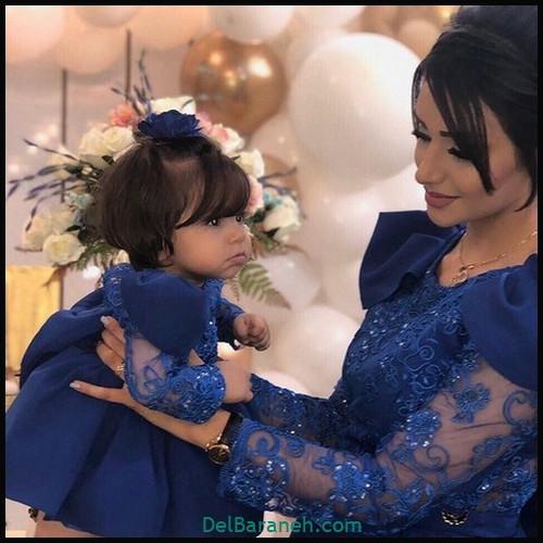 لباس ست مادر و دختر (۹۰)
