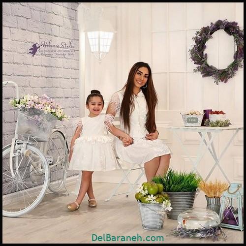 لباس ست مادر و دختر (۹۴)