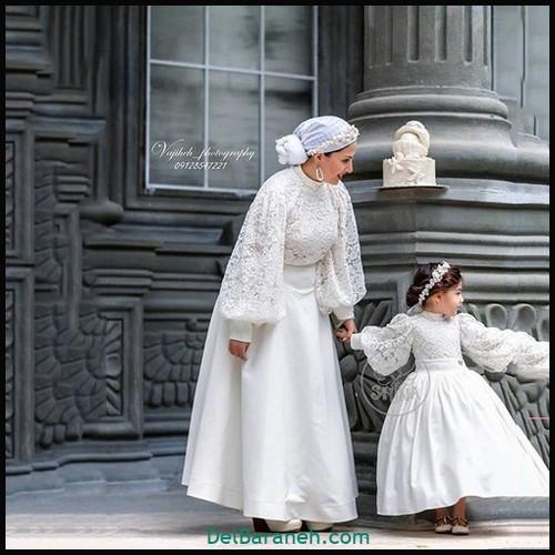 لباس ست مادر و دختر (۹۵)