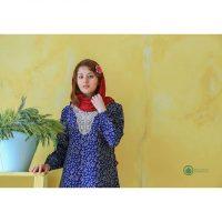 مانتو پیراهن | ۲۰ عکس مانتو سنتی دامن دار مدل پیراهن ۱۳۹۷
