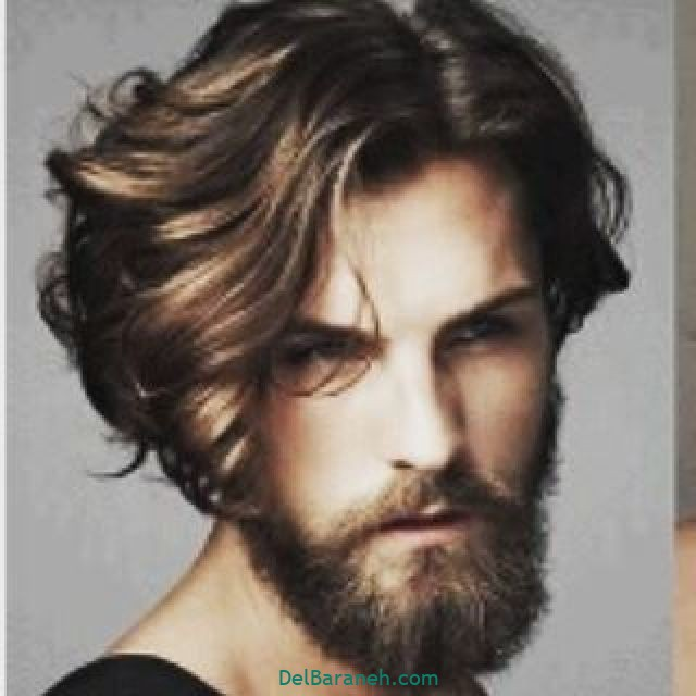 مدل ریش بلند (۱)