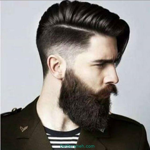 مدل ریش بلند (۱۳)