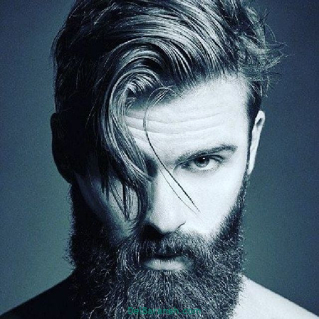 مدل ریش بلند (۱۴)