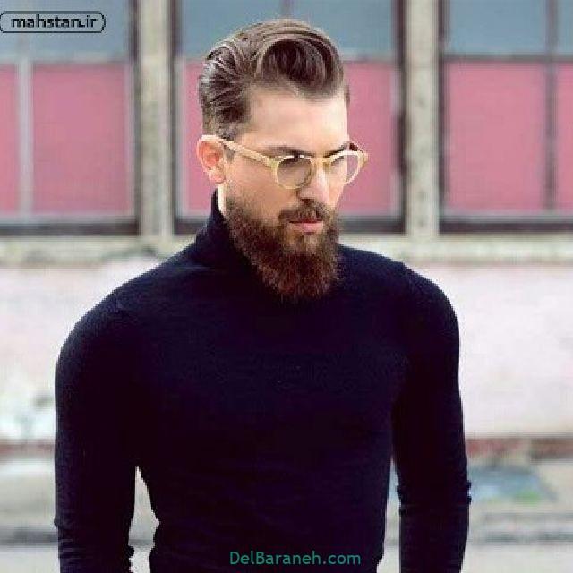 مدل ریش بلند (۳)