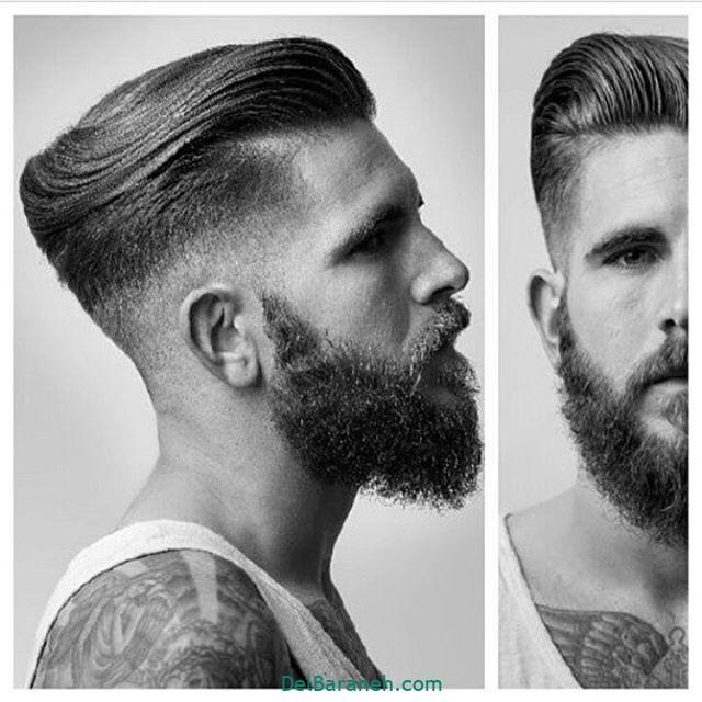 مدل ریش بلند (۹)