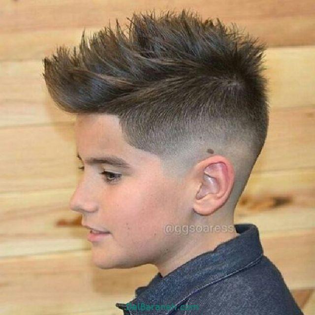 مدل مو بچه گانه (۱۵)
