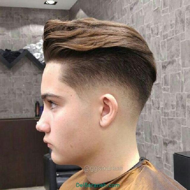 مدل مو بچه گانه (۱۶)