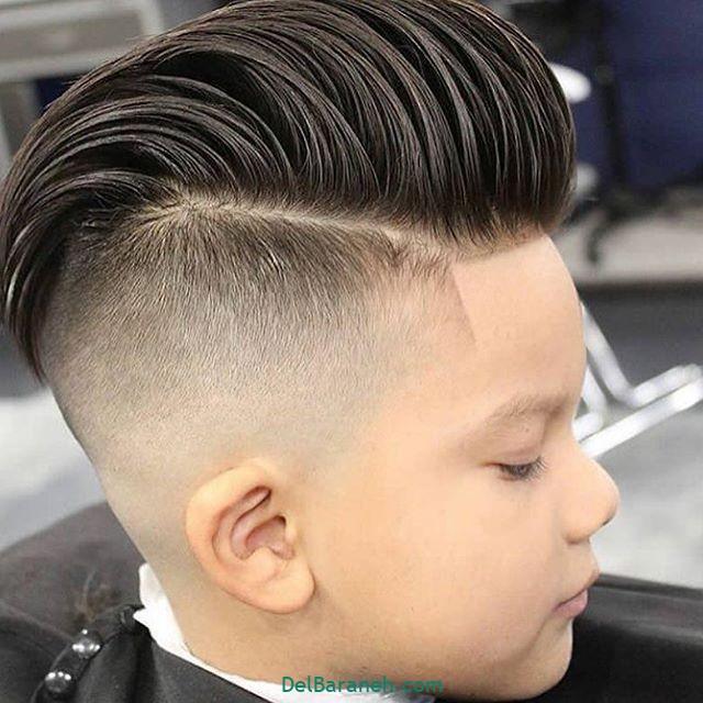 مدل مو بچه گانه (۲۲)