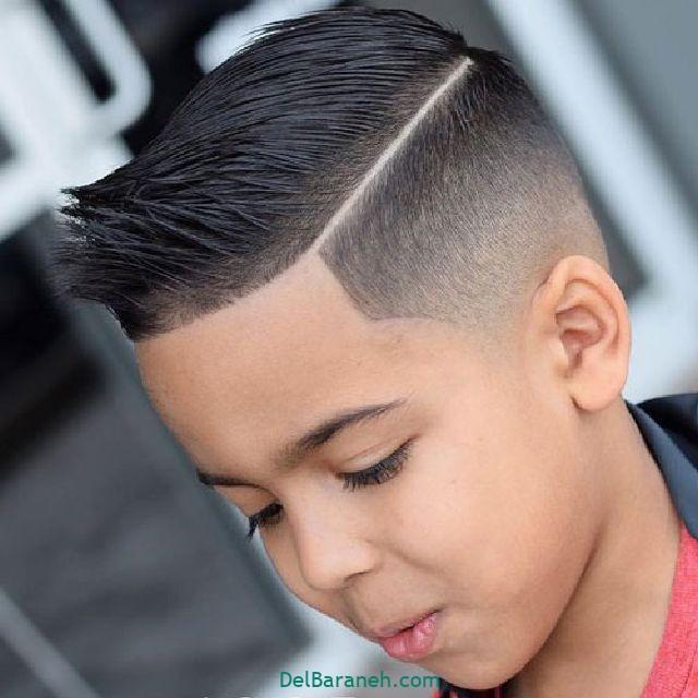مدل مو بچه گانه (۲۴)