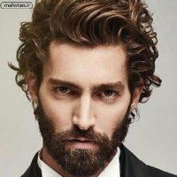 مدل مو فر مردانه | ۲۰ مدل موی فر جالب و متفاوت برای آقایان