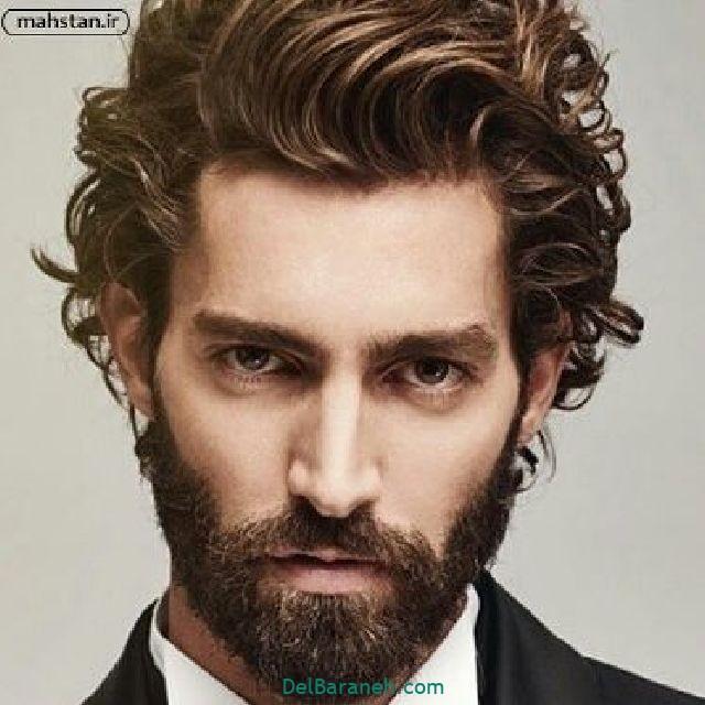 مدل مو فر مردانه (۱)
