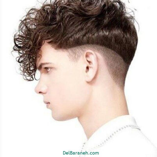 مدل مو فر مردانه (۱۲)