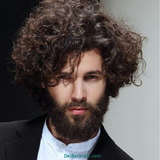 مدل مو فر مردانه (۱۳)