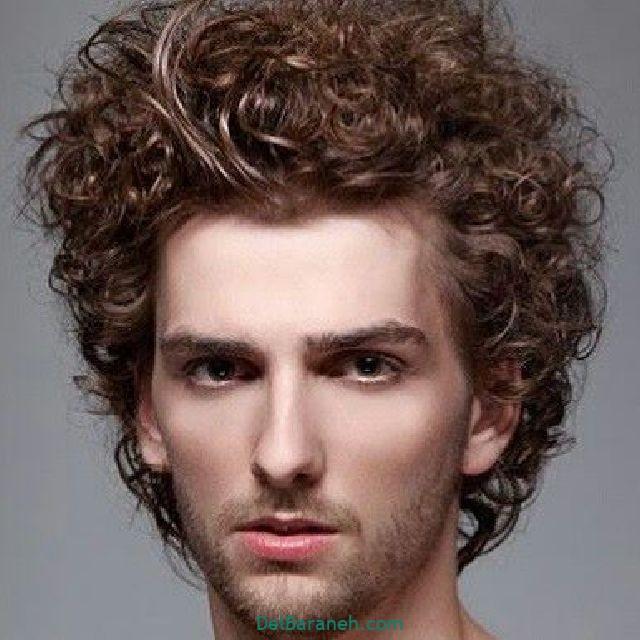مدل مو فر مردانه (۱۴)