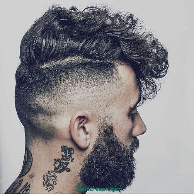 مدل مو فر مردانه (۱۷)