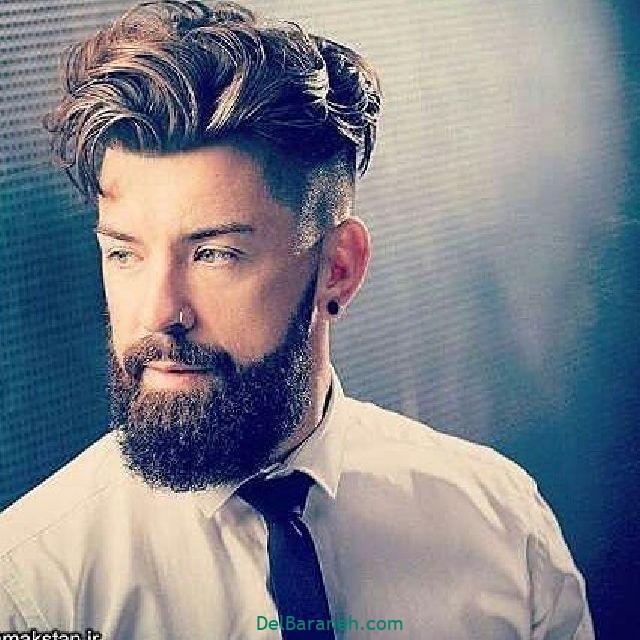مدل مو فر مردانه (۱۹)
