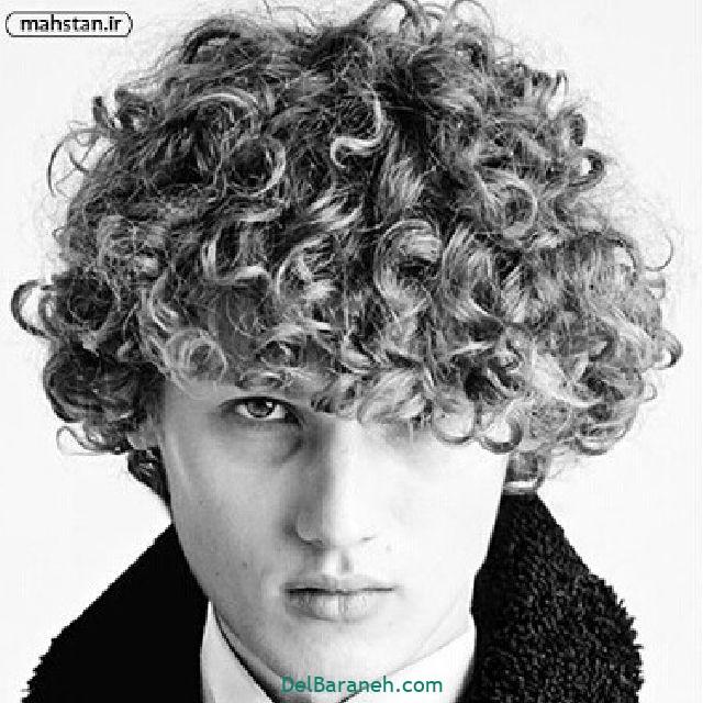 مدل مو فر مردانه (۴)