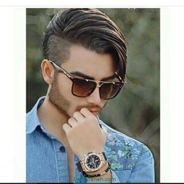 مدل مو پسرانه (۱)