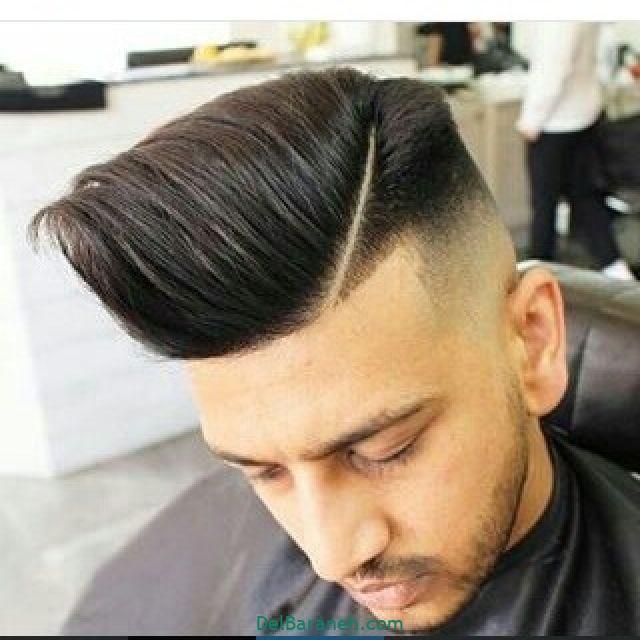 مدل مو پسرانه (۱۷)