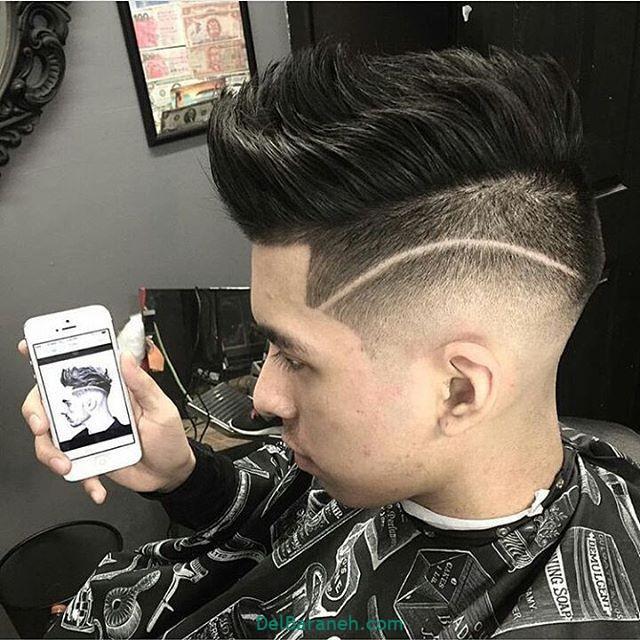 مدل مو پسرانه (۲)