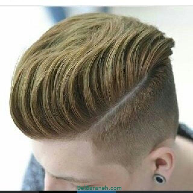 مدل مو پسرانه (۲۱)