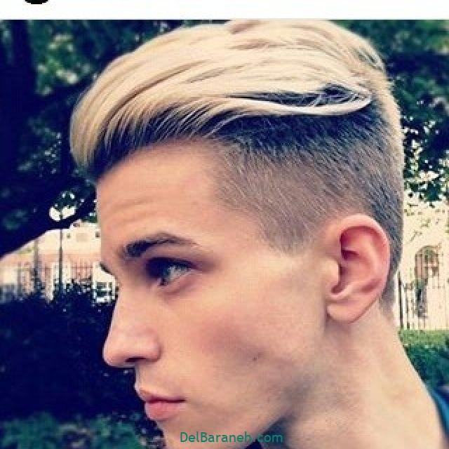 مدل مو پسرانه (۲۳)