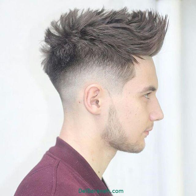 مدل مو پسرانه (۸)