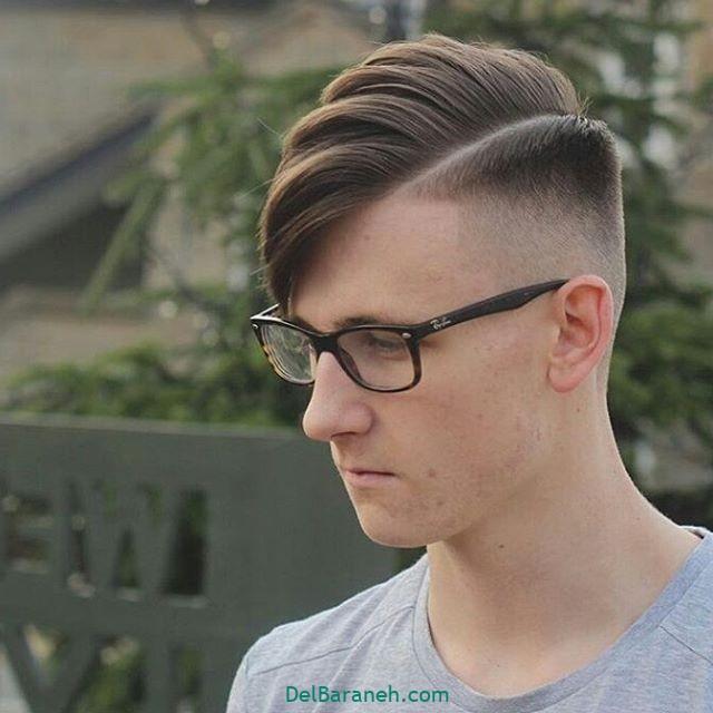 مدل مو پسرانه (۹)