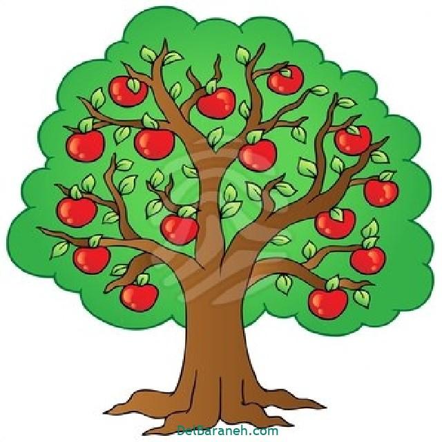 نقاشی درخت درختکاری (۵۴)