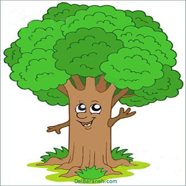 نقاشی درخت درختکاری (۵۶)