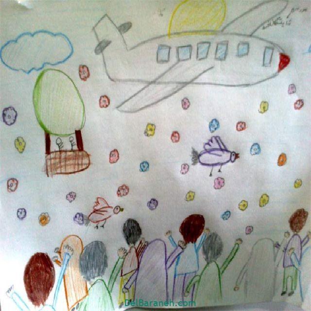نقاشی دهه فجر (۱۲)
