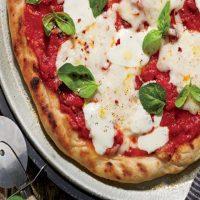 پیتزا خانگی | طرز تهیه پیتزا سبزیجات فوق العاده خوشمزه در خانه