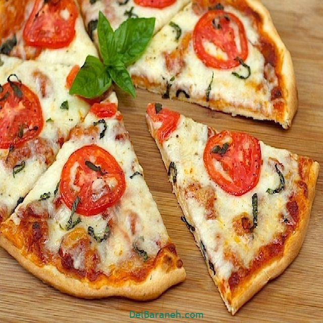 پیتزا خانگی (۳)