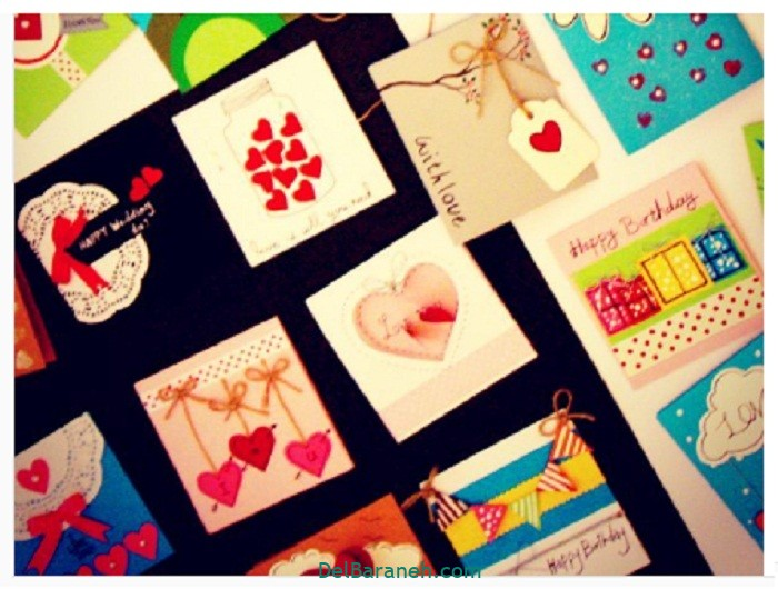 کارت پستال ولنتاین (۱)