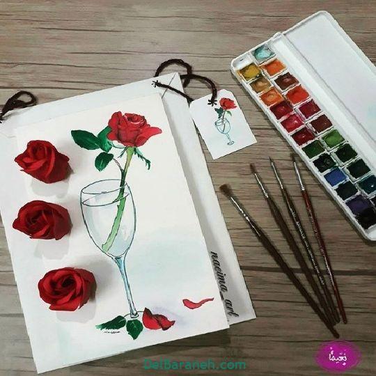 کارت پستال ولنتاین (۱۶)